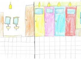 Wzorowa łazienka Galeria Prac Uczniów Klas I Iii